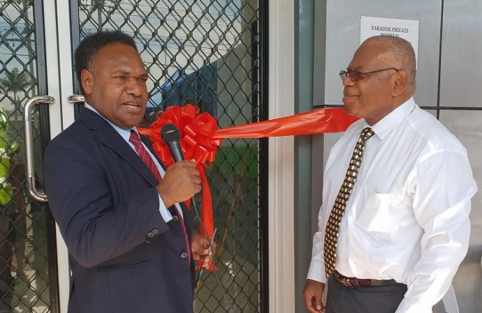 PARADISE PRIVATE HOSPITAL OPENS SECOND CLINIC